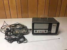 Vintage Hammarlund/Outercom Model FM50A 2-Way Radio 147-174 mcs