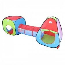 Tents and Tunnel Play Combo Set,Play house, kids tent,Children Play Tent