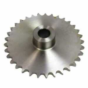 Rear Axle Driven Sprocket Compatible with Case 1835C 1840 1838 H435258