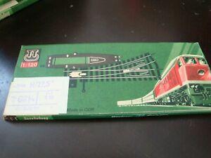 Berliner Bahnen Model TT Track #6814 NEW