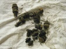 MGB 1966 REAR END PUMKIN BOLTS CONVERTIBLE