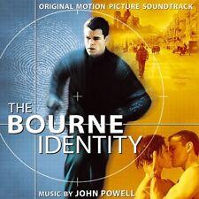 LA MEMOIRE DANS LA PEAU (THE BOURNE IDENTITY) MUSIQUE DE FILM - JOHN POWELL (CD)