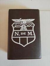 FERROCARRILES NACIONALES DE MEXICO NDEM RAILROAD RULES REGULATION POCKET BOOK
