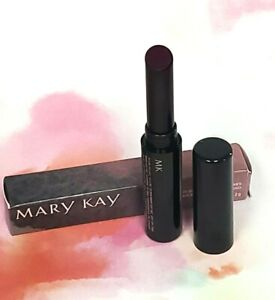 Mary Kay Lipstick MULBERRY MUSE LIP SUEDE Limited Edition NIB