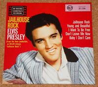 *NEW* CD Soundtrack - Elvis Presley - Jailhouse Rock (Mini LP Style Card Case)