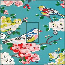 Pretty Bird/Floral Standard Single Light Switch Sticker (UK)