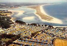 France Benodet Le Letty et ses campings Air view