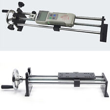 0 500n Push Pull Force Gauge Manual Test Stand Tension Testing Equipment Us
