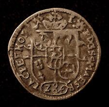 Bm. Würzburg, Schilling 1665, Helm. -- (zu 341), RRR!
