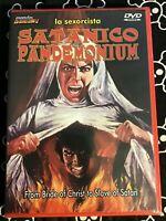 Satanico Pandemonium: la sexorcista (1975) Mondo Macabro | New | Sealed | DVD