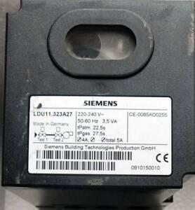 1pc USED SIEMENS LDU11.323A27 leak