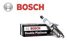 BOSCH OE FINE WIRE DOUBLE PLATINUM Spark Plugs FR8DPP33X 8100 Set of 4
