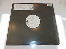 CHICCO SECCI & ROBBIE RIVERA Pres - SOUL LOGIC  - Let's get together 4-track 12""