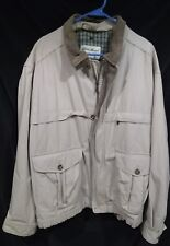 Eddie Bauer Jacket Outdoor Work Hiking Hunting w detachable Liner Mens XL
