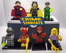 Crime Syndicate of Amerika Ultraman, Super Woman, Power Ring, Grid, Sea King
