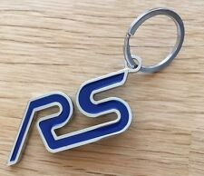 2017 Ford Focus RS Fiesta Mondeo Zetec S Key Chain Ring Mk1 Mk2 Mk3 Mountune