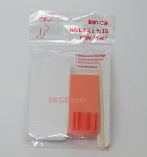 Ionica Disposable Manicure & Pedicure kit (10 Sets)