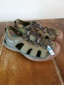 KEEN Men's Solr Fishermen Sport Sandal Size 8.5