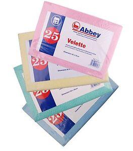 Velette General Purpose Antibacterial Cloths