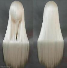 ca. 70cm Langhaarperücke Perücke für Damen lang blond HOT Cosplay Wig