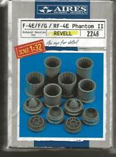 AIRES F-4E /F/G/ RF-4E Phantom II, Exhaust Nozzle Upgrades in 1/32 2248 For RVLL