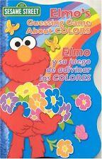 Elmos Guessing Game About Colors / Elmo y su juego de adivinar los colores (Ses