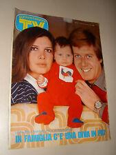 TV SORRISI CANZONI=1976/4=LIPPI BELLI=SPECIALE SANDOKAN=IVA ZANCCHI FERRARI F.1=