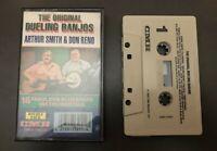 The Original Dueling Banjos Arthur Smith & Don Reno Audio Cassette Tape (1988)