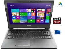 Lenovo G50 45 Win10 500GB 6GB AMD A8 6410 APU w/ AMD Radeon R5 Graphics Black