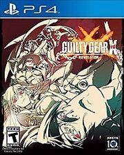REGION 2 - PS4 - Guilty Gear Xrd : Revelator - New - Factory Sealed