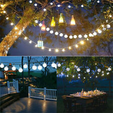 Solar 30LED String Light Garden Path Yard Party Decor Lamp Outdoor Waterproof US