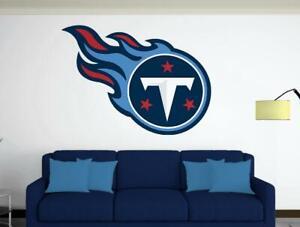 Tennessee Titans Vinyl Decal ~ Car Sticker - Cornholes, Wall Graphics