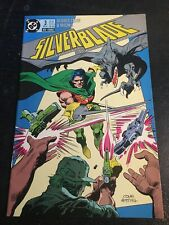 Silverblade#3 Awesome Condition 8.0(1987) Gene Colan Art!!