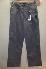 "NWT NEW DC Shoes BOYS 25""W 28""L KUBRICK Pants Combine ship w/Ebay cart"
