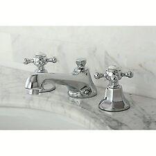 Kingston Brass Bathroom Chrome Widespread Home Faucets | eBay
