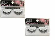 100% Authentic Ardell Invisibands Glamour Wispies Black (65010) - 2 pairs