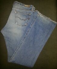 AG Adriano Goldschmied the Angel Women's Size 29 Jeans Boot Cut Low Rise