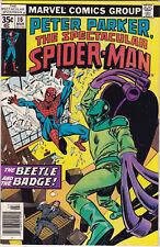 Spectacular Spider-Man #16-20 set