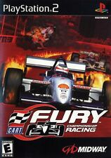 C.A.R.T. Fury: Championship Racing - Playstation 2 Game Complete