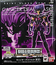 2015 Saint Seiya Myth Cloth EX Cancer Death Mask Surplices Popy Chogokin NY