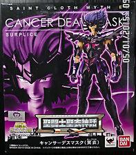 2015 Saint Seiya Myth Cloth EX Cancer Death Mask Surplices Popy Chogokin NY