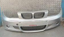 BMW 1 Series E81 E87 LCI M Sport Complete Front Bumper Trim Panel Titan Silver