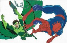 Spider-Man vs. Vulture Animation Cell - 1994 Marvel Comics Promo