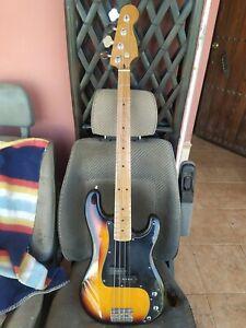 Fender Precision Roasted maple neck & original 78 pickups