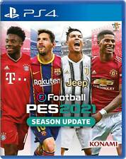 EFOOTBALL PES 2021 PS4 EU PRO EVOLUTION SOCCER 21 SEASON UPDATE NUOVO GIOCO FR