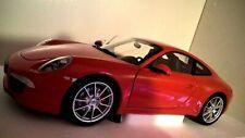 1/18 MINICHAMPS  PORSCHE 911 (991) CARRERA S 2011
