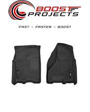 Husky Liners Floor Mats For Dodge Ram1500 &2500& 3500 X-Act Contour Black 53511