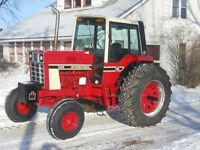 International Harvester IH Tractors 1486 1566 1568 1586 Service Manual FAST CD