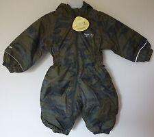Regatta Lucre Anzug Baby Kleinkinder Jungen Wasserfest Windfest 6-12 Monate