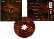 "PROJECT PITCHFORK ""Eon : Eon"" (CD) 1998"